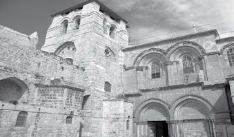 The Church of the Holy Sepulchre, based upon the Romanesque design defended by Thomas and the Vatican.