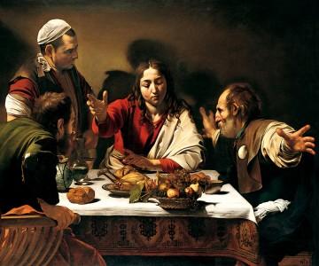 Caravaggio [Public domain], via Wikimedia Commons.