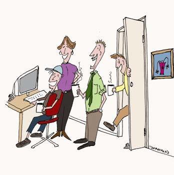 Fun cartoon