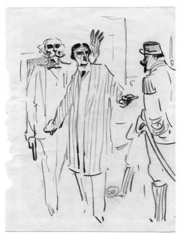 Oct editorial cartoon