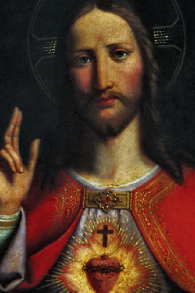 Adoring the Sacred Heart of Jesus « Catholic Insight