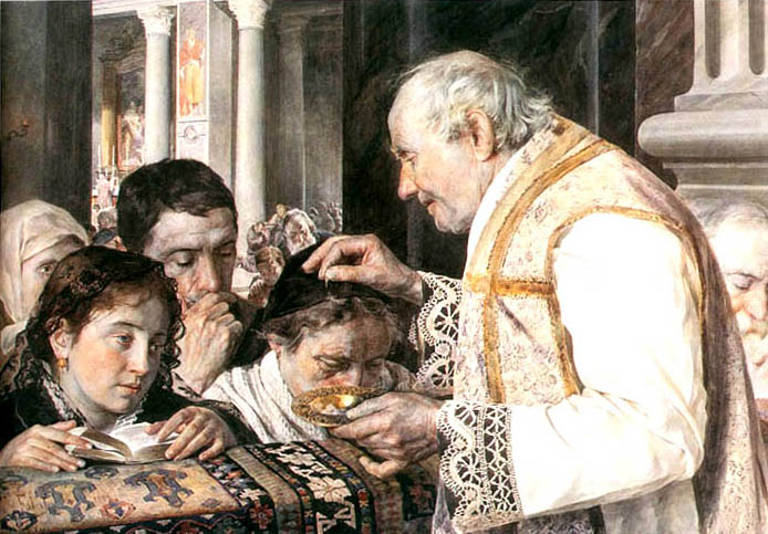 Citations des Pères de l'Eglise concernant l'AUMÔNE et la CHARITÉ (en espagnol) Ash-wednesday-1