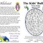 kids bulletin