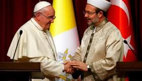 pope francis and islam