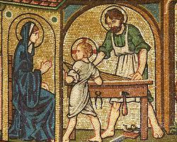 saint joseph holy family