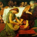 washing of the feet